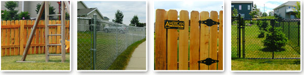 High quality fences by American Fence